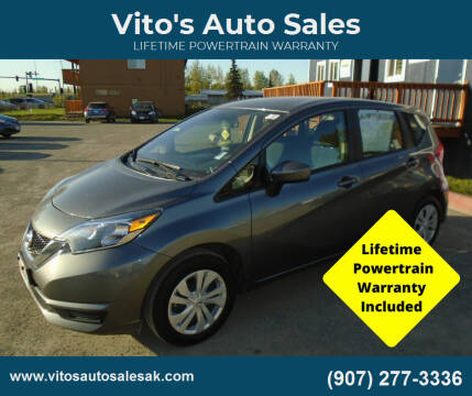 2019 Nissan Versa Note for sale at Vito's Auto Sales in Anchorage AK