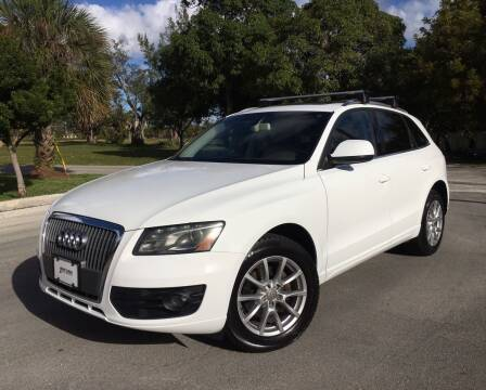 2011 Audi Q5 for sale at FIRST FLORIDA MOTOR SPORTS in Pompano Beach FL