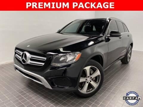 2017 Mercedes-Benz GLC for sale at CERTIFIED AUTOPLEX INC in Dallas TX