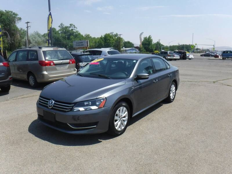 2014 Volkswagen Passat for sale at Budget Auto Sales in Carson City NV