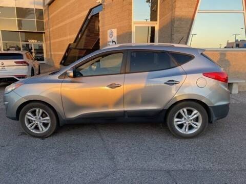 2012 Hyundai Tucson for sale at Camelback Volkswagen Subaru in Phoenix AZ