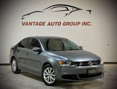 2013 Volkswagen Jetta for sale at Vantage Auto Group Inc in Fresno CA