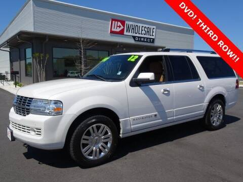 2012 Lincoln Navigator L for sale at Wholesale Direct in Wilmington NC
