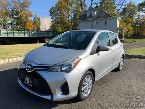 2015 Toyota Yaris for sale at Mula Auto Group in Somerville NJ