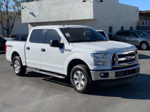 2015 Ford F-150 for sale at Brown & Brown Wholesale in Mesa AZ