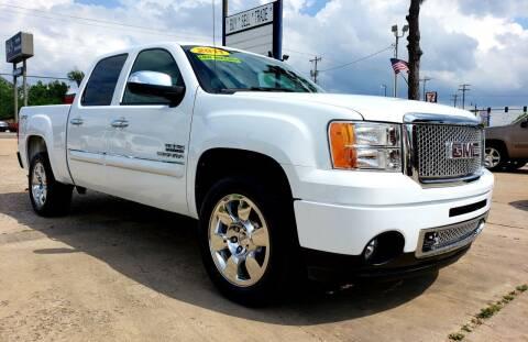 2011 GMC Sierra 1500 for sale at AUTO BARGAIN, INC. #2 in Oklahoma City OK
