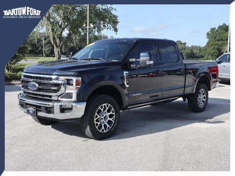 2021 Ford F-250 Super Duty for sale at BARTOW FORD CO. in Bartow FL