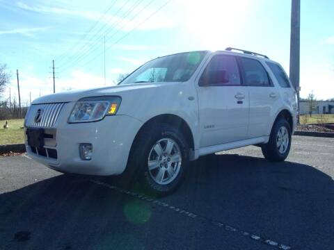 2008 Mercury Mariner for sale at Unique Auto Brokers in Kingsport TN