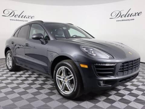 2017 Porsche Macan for sale at DeluxeNJ.com in Linden NJ