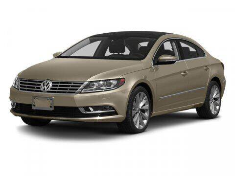 2013 Volkswagen CC for sale at Mercedes-Benz of Daytona Beach in Daytona Beach FL