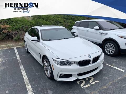 2017 BMW 4 Series for sale at Herndon Chevrolet in Lexington SC