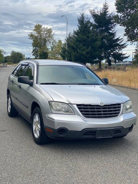 2006 Chrysler Pacifica for sale at Washington Auto Sales in Tacoma WA