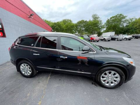 2013 Buick Enclave for sale at Stach Auto in Janesville WI