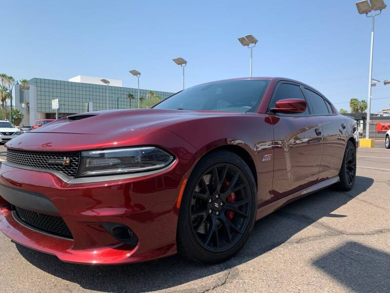 2018 Dodge Charger for sale in Mesa, AZ
