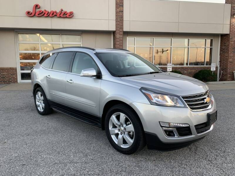 2017 Chevrolet Traverse for sale at Head Motor Company - Head Indian Motorcycle in Columbia MO