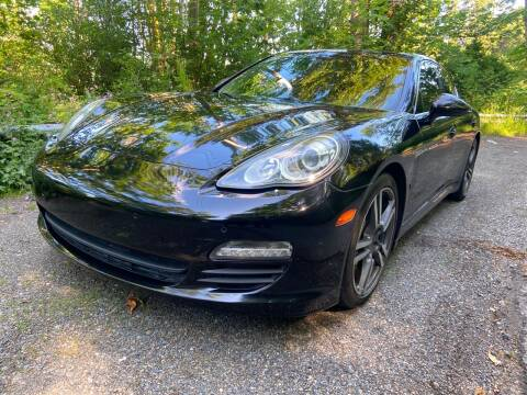 2012 Porsche Panamera for sale at Maharaja Motors in Seattle WA