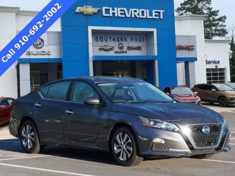 2020 Nissan Altima for sale at PHIL SMITH AUTOMOTIVE GROUP - SOUTHERN PINES GM in Southern Pines NC