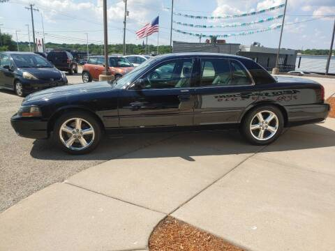 2003 Mercury Marauder for sale at Auto Solutions of Rockford in Rockford IL