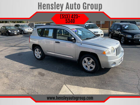 2009 Jeep Compass for sale at Hensley Auto Group in Middletown OH