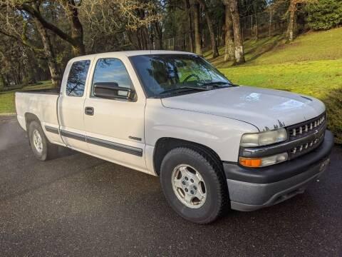 2000 Chevrolet Silverado 1500 for sale at All Star Automotive in Tacoma WA