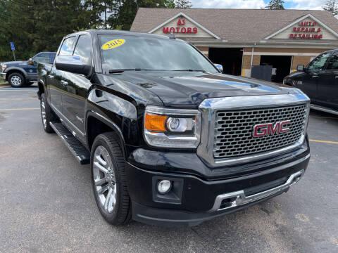 2015 GMC Sierra 1500 for sale at A 1 Motors in Monroe MI