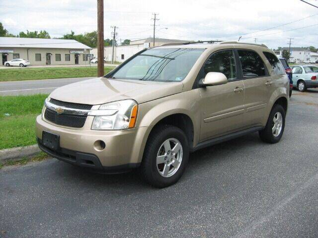 2008 Chevrolet Equinox for sale at HL McGeorge Auto Sales Inc in Tappahannock VA