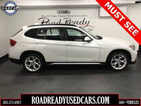 2013 BMW X1 for sale at Road Ready Used Cars in Ansonia CT