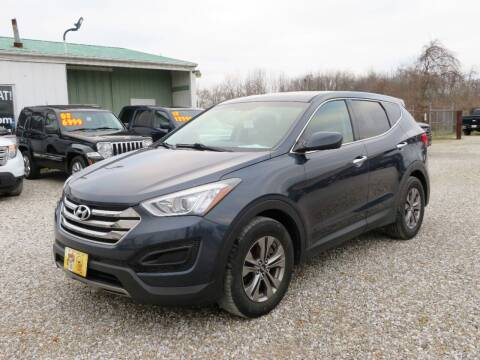 2015 Hyundai Santa Fe Sport for sale at Low Cost Cars in Circleville OH