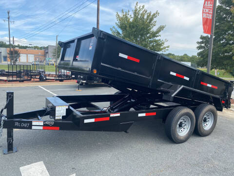 2022 NcTrailer 7x14 for sale at Big Daddy's Trailer Sales in Winston Salem NC