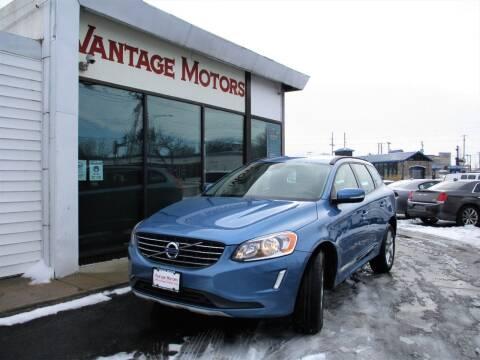 2017 Volvo XC60 for sale at Vantage Motors LLC in Raytown MO