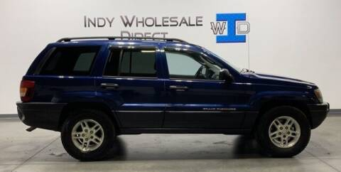 2003 Jeep Grand Cherokee for sale at Indy Wholesale Direct in Carmel IN