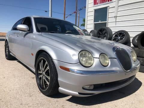 2004 Jaguar S-Type for sale at Eastside Auto Sales in El Paso TX