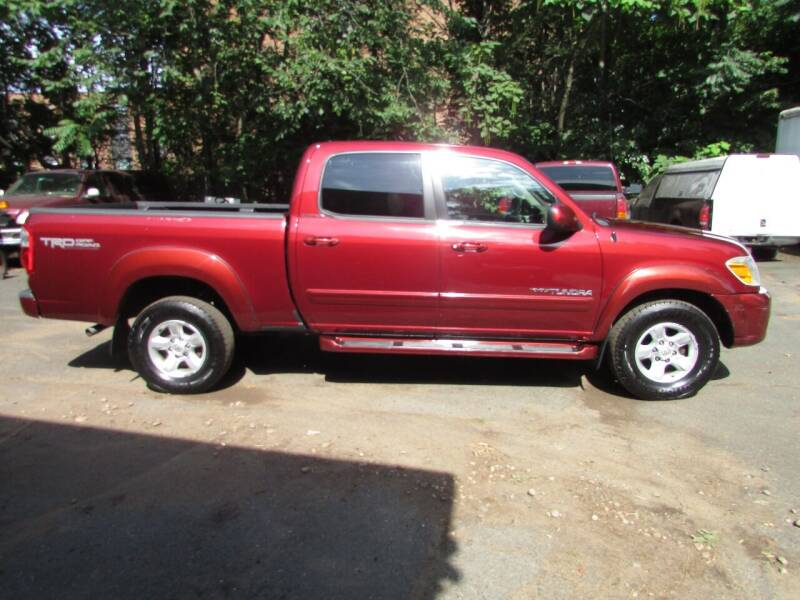 2005 Toyota Tundra for sale at Nutmeg Auto Wholesalers Inc in East Hartford CT