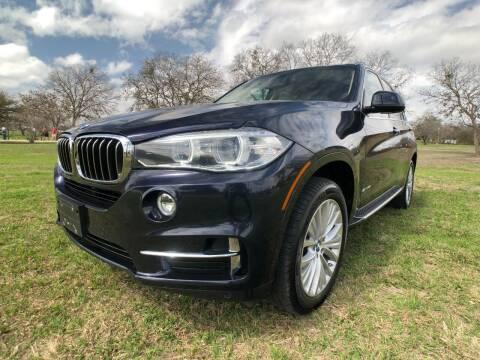 2016 BMW X5 for sale at Carz Of Texas Auto Sales in San Antonio TX