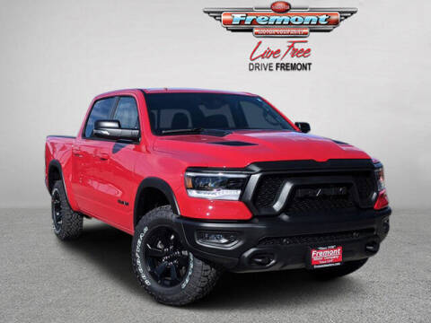 2021 RAM Ram Pickup 1500 for sale at Rocky Mountain Commercial Trucks in Casper WY
