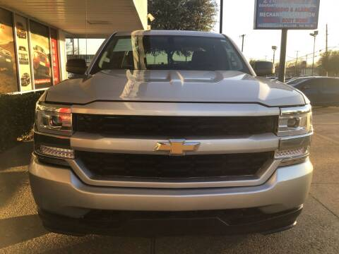 2017 Chevrolet Silverado 1500 for sale at Magic Auto Sales in Dallas TX