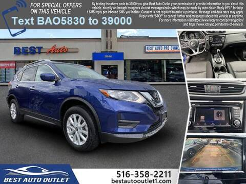 2020 Nissan Rogue for sale at Best Auto Outlet in Floral Park NY