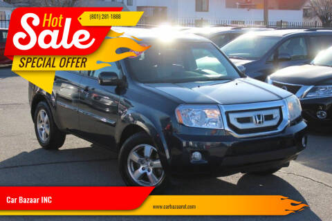 2011 Honda Pilot for sale at Car Bazaar INC in Salt Lake City UT
