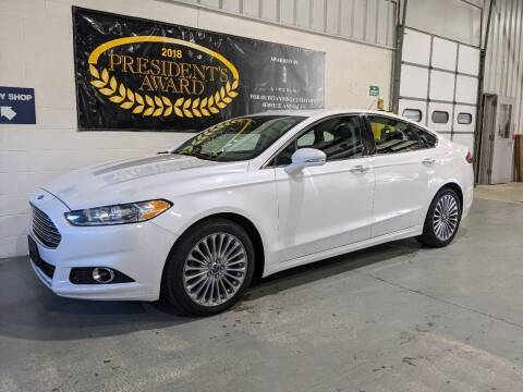 2014 Ford Fusion for sale at LIDTKE MOTORS in Beaver Dam WI
