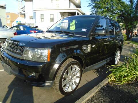 2010 Land Rover Range Rover Sport for sale at Greg's Auto Sales in Dunellen NJ
