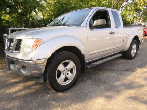 2005 Nissan Frontier for sale at US Auto in Pennsauken NJ