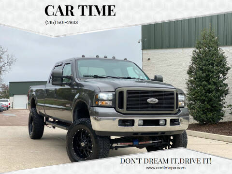 2006 Ford F-350 Super Duty for sale at Car Time in Philadelphia PA