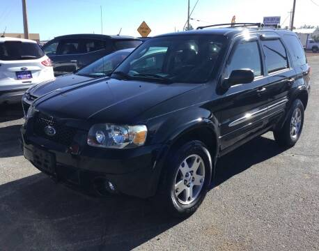 2005 Ford Escape for sale at SPEND-LESS AUTO in Kingman AZ
