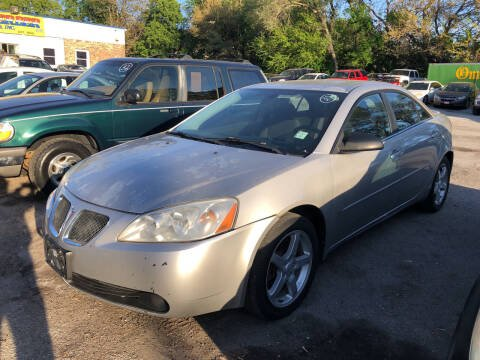 2007 Pontiac G6 for sale at Sonny Gerber Auto Sales in Omaha NE
