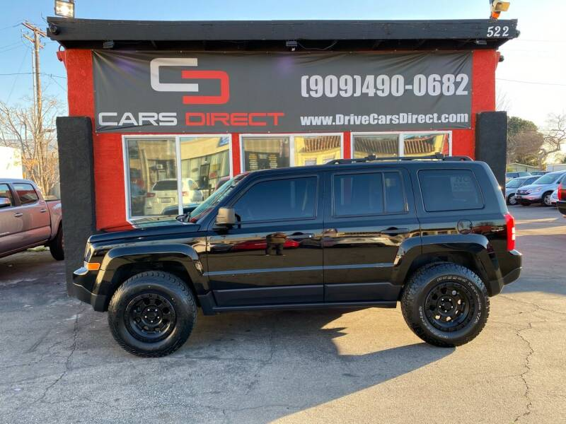 2016 Jeep Patriot for sale at Cars Direct in Ontario CA