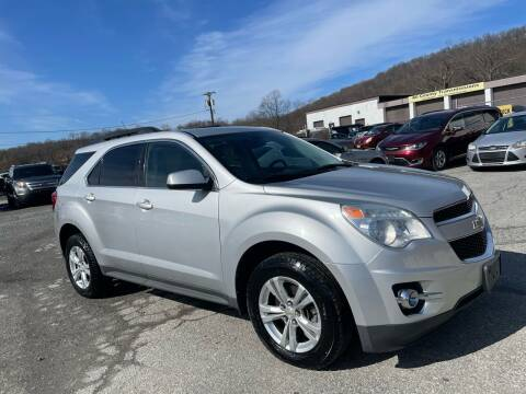 2010 Chevrolet Equinox for sale at Ron Motor Inc. in Wantage NJ