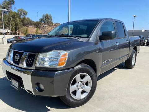 2007 Nissan Titan for sale at Allen Motors, Inc. in Thousand Oaks CA