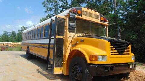 1998 International Crown for sale at Interstate Bus Sales Inc. in Wallisville TX