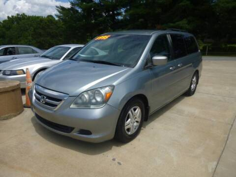 2007 Honda Odyssey for sale at Ed Steibel Imports in Shelby NC