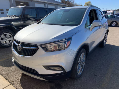 2017 Buick Encore for sale at Blake Hollenbeck Auto Sales in Greenville MI